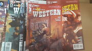 From Jla Comic Lot All Star Western Jonah Hex New 52 1-10 Nm Bagged