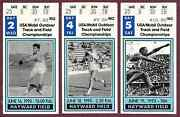 1993 Usa / Mobil Outdoor Track And Field Championships Ticket Stub Hayward Field