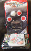 Disney Infinity Xbox 360 Game Bag 17 Figures 25 Power Disc Lot Cars Monsters
