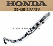 New Honda Exhaust Muffler And Heat Sheilds And Hardware Ct90 Trail 90 See Notes O182