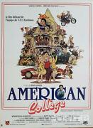 National Lampoon's - Animal House - Landis / College / Car - Small Movie Poster