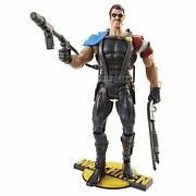 Watchmen Club Black Freighter Comedian Action Figure New