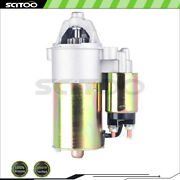 Scitoo Starter For 00-07 Ford Taurus 00-05 Mercury Sable Auto And Truck 3.0l 6642