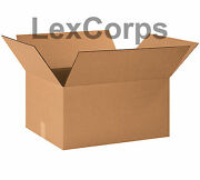 20x16x10 Shipping Boxes Lc 20 Pack