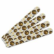 Double-sided Nail File Emery Board Set 4 Pack Places And Things