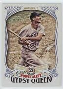 2016 Topps Gypsy Queen Power Alley Ted Williams Pa-2 Hof