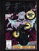 Silver Surfer 50 Secrets From The Surfer's Past/ Thanos Statue 9.4 1991 Wh