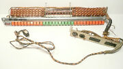 Rock-ola Jukebox 1436 Part Tested / Working Button Rack Junction And Cables