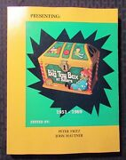 1987 The Big Toy Box At Sears 1951-1969 By Fritz And Mautner Fn+ 6.5 Sc 518pgs