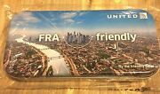 Extremely Rare - United Airlines - Global First Class Travel Amenities Kit