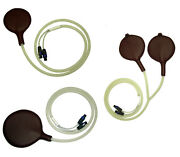 Pmt 120 Paddle Set Of 3 For 85 And 100 W/ Dual Connection Pemf Systems