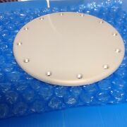 Applied Materials 0020-32318 Gas Distr Plate, 37holes Oxalic, 5-7 MilAmat Etch