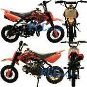 Coolster New 70cc Kids 4 Stroke Crf Style Dirt Bike Db70 Red