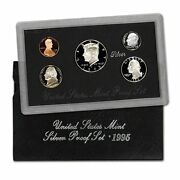 1995 United States Mint Silver Proof Set