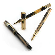 Visconti Le Ragtime 20th Anniversary Fountain Pen - Matching 251 Set