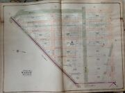 1907 Midwood Gravesend Kings Highway Brooklyn Ny Ave Q - 22nd Avenue Atlas Map