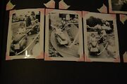 Vintage 1940s Craftsman Style Photograph Album With Family Photos Baby Pictures