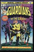 Astonishing Tales 29 Fn/vf Ow Pages Reprint Origin Of Gaurdians Of The Galaxy