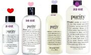 Philosophy Purity Made Simple Cleanser 32 Oz- 24 Oz-16 Oz- New-sealed Amazing