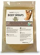 Body Wraps - Indian Healing Clay And Seaweed - Beaks Down Fat Deposits 10-pack