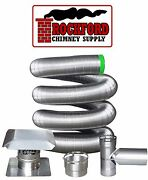 5 In. 316 Flexible Chimney Liner Tee Kit Or Insert Kit With Optional Insulation