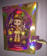 Sdcc 2016 Exclusive Shopkins Shoppies Golden Jessicake Limited Edition 1532/2000