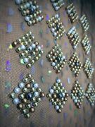 Embroidery Pearl[no Hole] And Pin Rivet For Self Decorating Garment Clothes