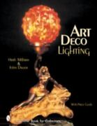 Art Deco Lighting - 308 Color Photos Of Fixtures From 1920s To 1940s 0 Ship