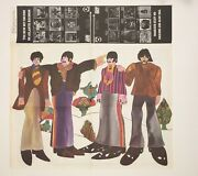 The Beatles Vintage Poster The Electric Last Minute Psychedelic Pin-up 1960's