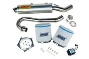 Sparks Racing Stage 2 Power Kit Ss Race Core Exhaust Yamaha Yfz450 2004-2011