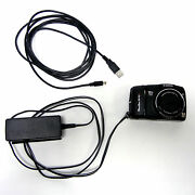 Canon Powershot Sx110 Is - Modified For Ac Power Scientific Laboratory Use
