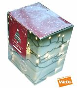 40 Warm White Lights For Indoor Use Only 5.12m