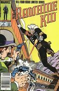 Rawhide Kid 12 Sep 1985 Marvel Cgc 8.5 And 7.0 Canada Variant Version Rare