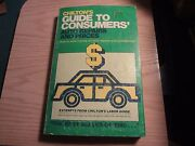 1980 Chiltons Guide To Consumer Auto Repairs And Prices