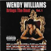 Brings The Heat, Vol. 1 [pa] By Wendy Williams Cd 2005 Noo Tribe