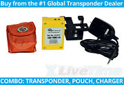 Westhold Rechargeable Transponder Kit/combo With Charger And Pouch Raceceiver