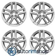 New 18 Replacement Wheels Rims For Chevrolet Impala 2008-2016 Set