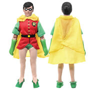 Teen Titans Retro Figures Series Two Robin [loose In Factory Bag]