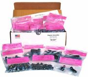 1971 Master Chassis Bolt Kit For Chrysler B Body With 426 Motor With Drum Brakes