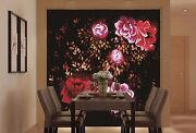 3d Flower Group Color 352 Wall Paper Wall Print Decal Wall Indoor Murals Wall Us