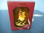 Nos 1944 Molly American Girl Handcrafted Keepsake Ornament Last One