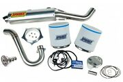 Sparks Racing Stage 2 Power Kit Ss Race Core Exhaust Yamaha Yfz450r