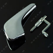 Interior Chrome Door Handle + Rod Front Rear Right For Opel Vauxhall Corsa D New