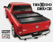 Truxedo Deuce Roll-up Hinged Tonneau Cover Fits Nissan Titan 5and0397 Bed