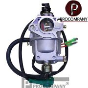 Carburetor For Harbor Freight Chicago Electric 66604 16hp 6500 7000 Watts Engine