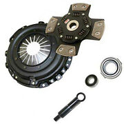 Competition Stage 5 Five Clutch Kit For Honda Civic Si B16 B16a B16a2 1.6l Vtec