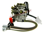 Electric Choke Carburetor For 4-stroke Gy6 139qmb 50cc Scooters/mopeds/go Carts