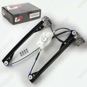 Complete Electric Window Regulator Metal Front Right For Vw Bora