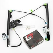 Complete Electric Window Regulator Front Left For Vw Golf Mk3