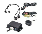 Accele Bss200 Blind Spot Sensor Detection System With Led Indicators